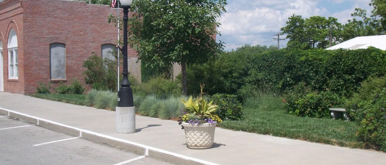 Veteran's Memorial Mini Park