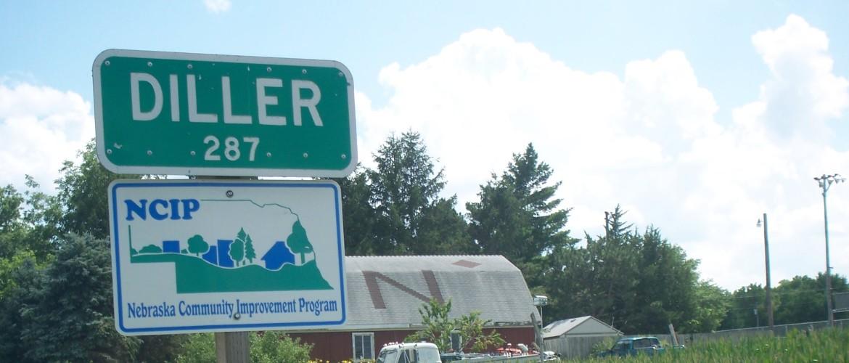Diller Nebraskadiller village