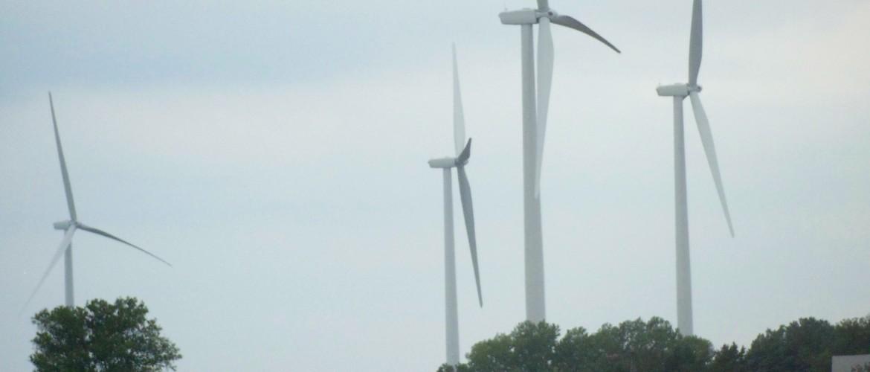 NextEra Energy's First Wind Farm in Nebraska by Diller!